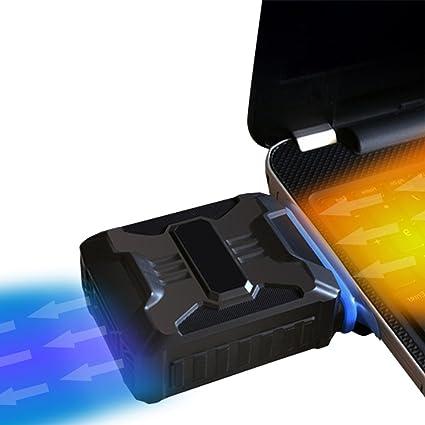 daorier PC portátil extractor ventilador portátil rápido ...