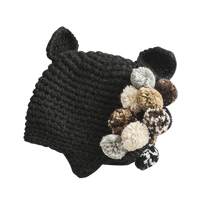 Amazon.com: Black Devil Cuerno Orejas de gato diadema ...