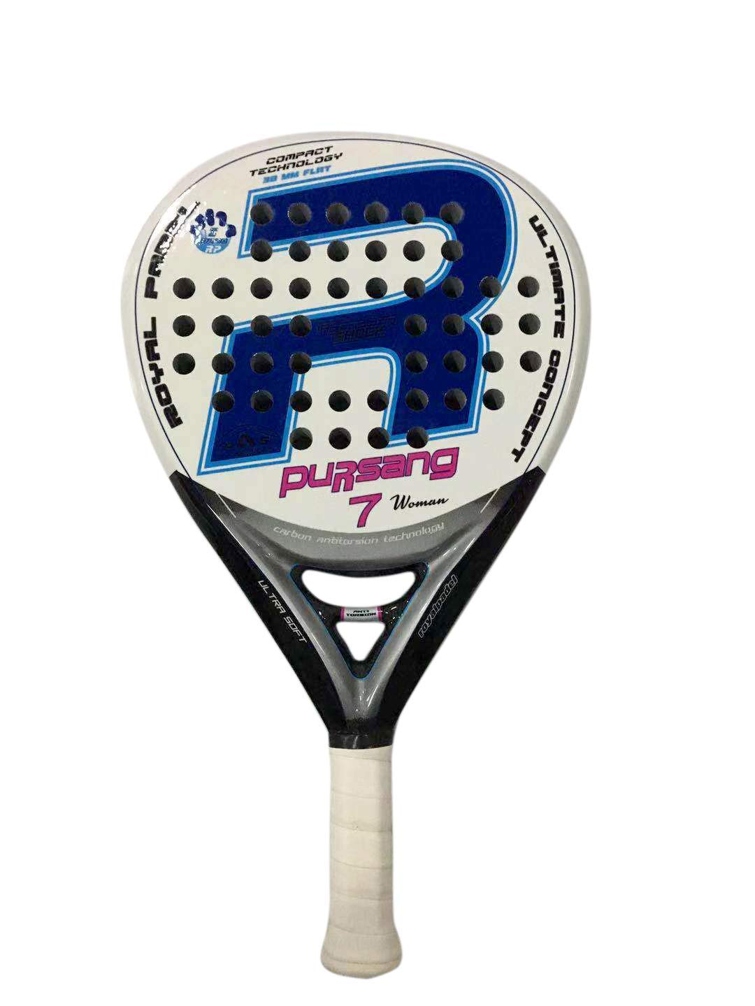 Royal Padel RP Pursang Woman 2019 Palas de Pádel, Adultos Unisex ...