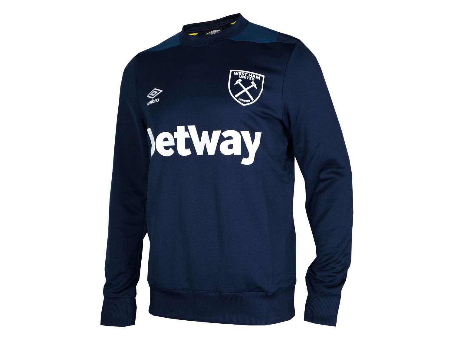 Umbro West Ham United - Sudadera, Color Azul Oscuro: Amazon.es: Deportes y aire libre