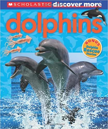 Dolphins Scholastic Discover More Emergent Reader
