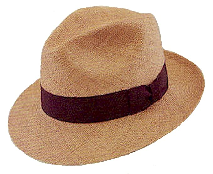cf5d5d4fd Amazon.com: Stetson Hampton Panama Hat: Clothing