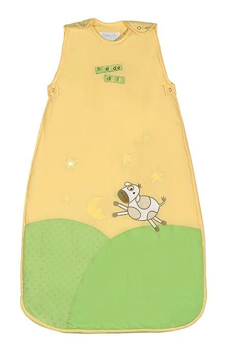 Saco de dormir bolsa de Atrapasueños con texto en inglés diseño de sillas de Diddle Talla