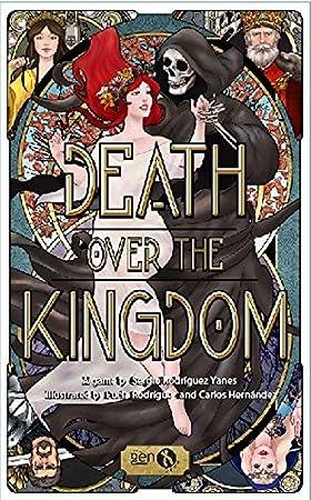 Death Over The Kingdom- Juego de mesa (Gen X Games GENDEA01) , color/modelo surtido: Amazon.es: Juguetes y juegos