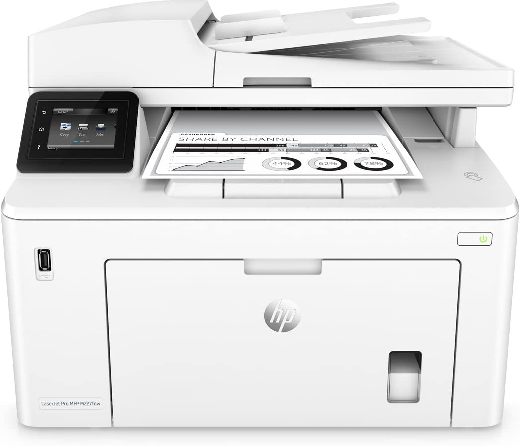 Hp Inc. Hp Laserjet Pro M227fdw 30ppm 1200x1200dpi 260-sheet Duplex (Renewed)