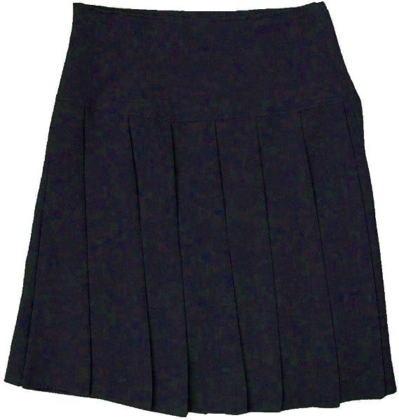 REAL LIFE FASHION LTD. Falda de Uniforme para niñas y Mujeres con ...