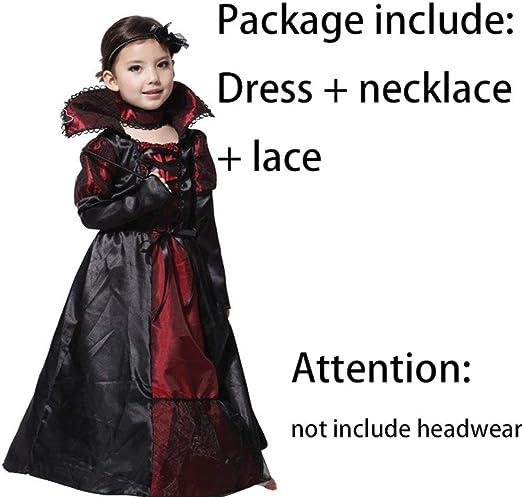 FUPOA Queen Cosplay Vampire Disfraces de Halloween Fancy ...