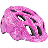 Kali Protectives Kid's Chakra Bike Helmet with Spiral Design