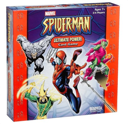 Spider-Man Ultimate Power Game