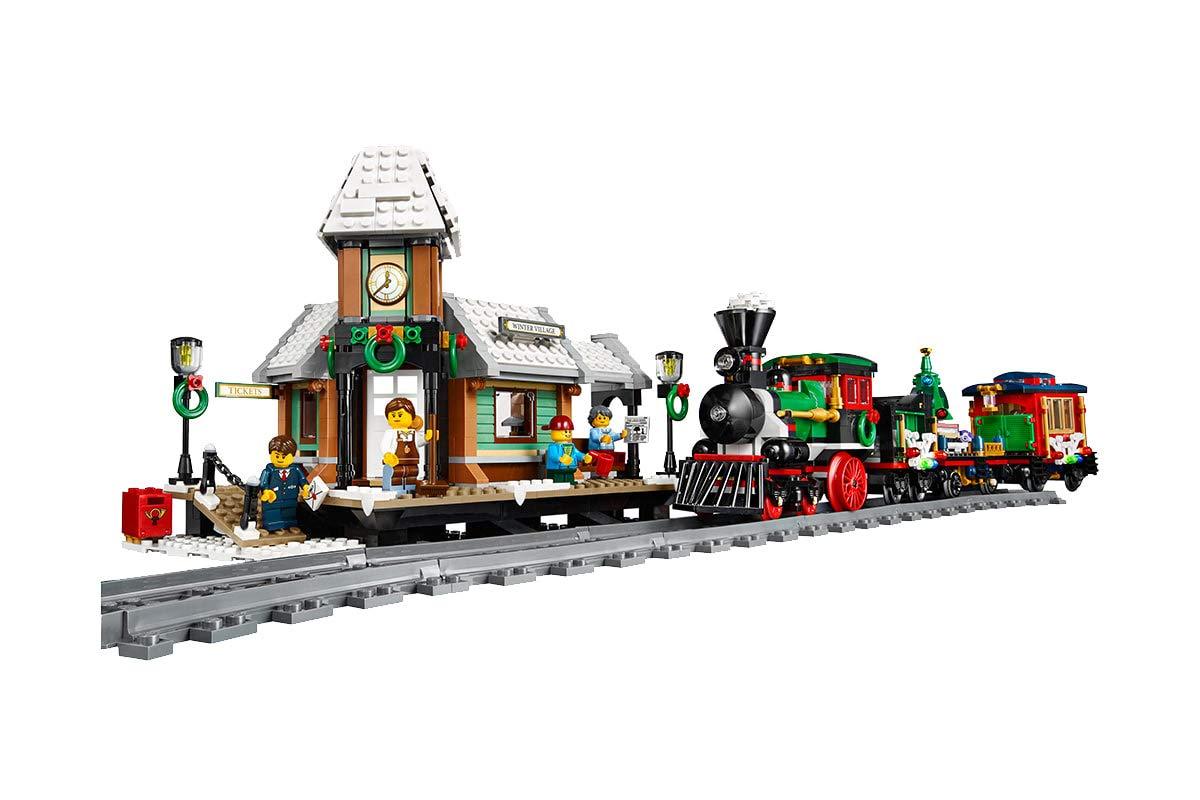 LEGO Creator 10259 Invierno licher estación de Juguete