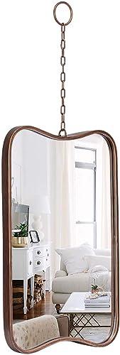 Geloo Hanging Rectangular Mirror