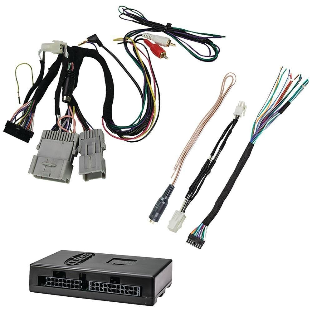Axxess AX-GMCL2-SWC CL2 Interface W/Chime Retention & SWC for Select 2003-06 GM Vehicles by Axxess(r)