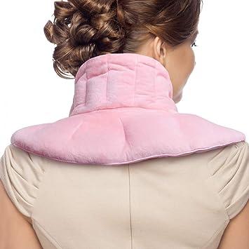 Vocheer - Almohadilla térmica para cuello y hombros, apta para ...