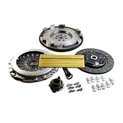 Amazon.com: VALEO CLUTCH KIT w/ SOLID FLYWHEEL for KIA OPTIMA / HYUNDAI SANTA FE SONATA 2.4L: Automotive