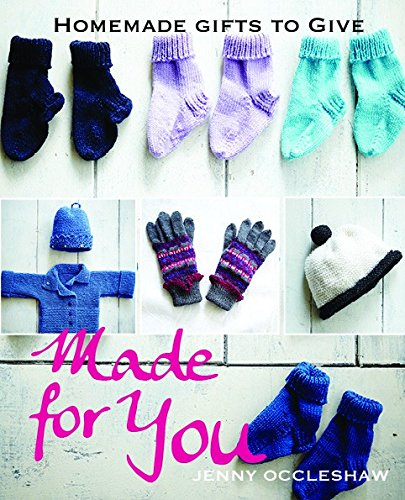 Made For You: Homemade Gifts To Give (Felted Knitting Hats)