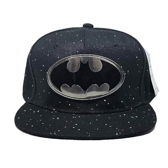 e0b1643e15ba8 FAS Men s and Women s Batman Snapback and Hip Hop Cap (Multicolour ...