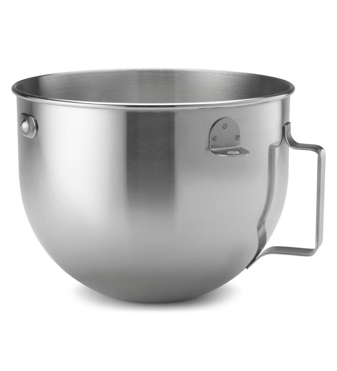 KitchenAid KN25PBH 5QT. Polished Bowl with Strap Hand by KitchenAid