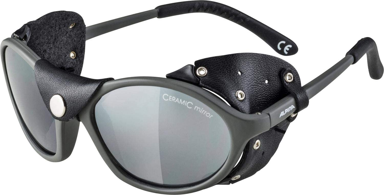 Alpina Unisex - Adulto SIBIRIA Gafas de Deporte, Gris, Talla única