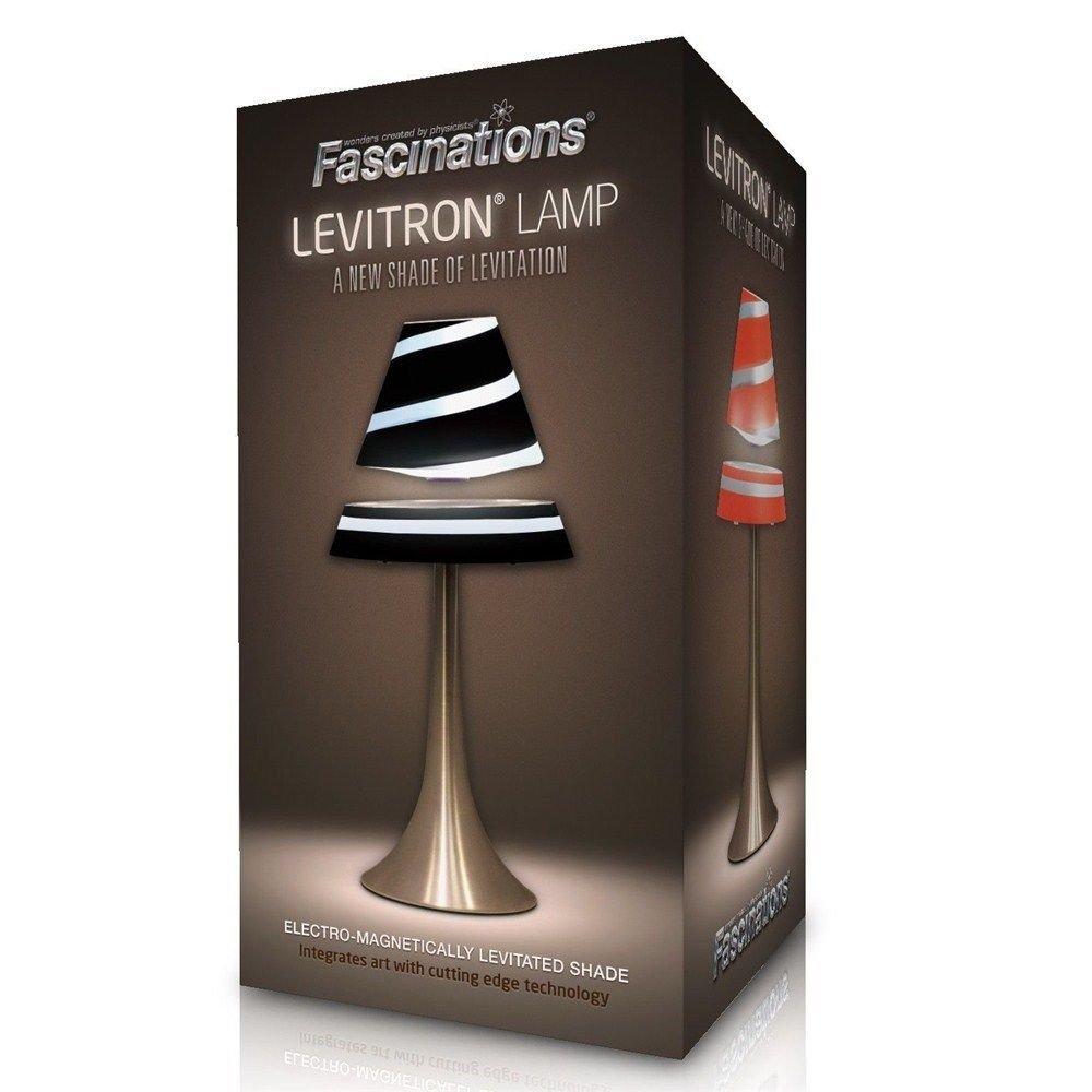 Fascinations levitron lamp black desk lamps amazon geotapseo Image collections