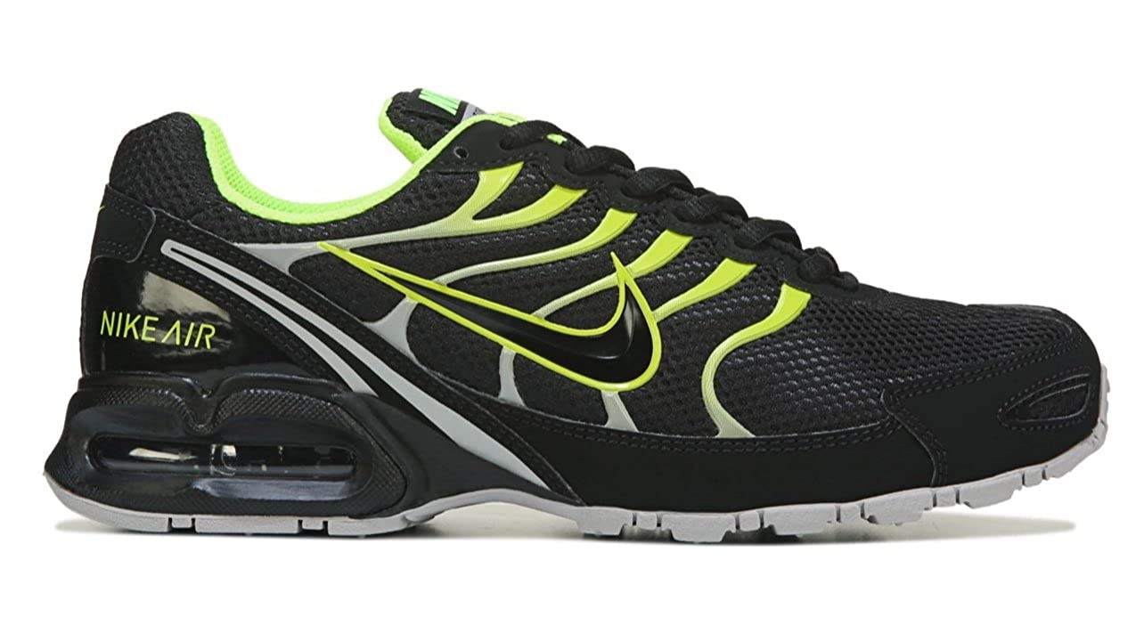 hot sale online 403ef 959d6 Nike Men's Air Max Torch 4 Running Shoe Black/Volt/Atmosphere Grey Size 13  M US