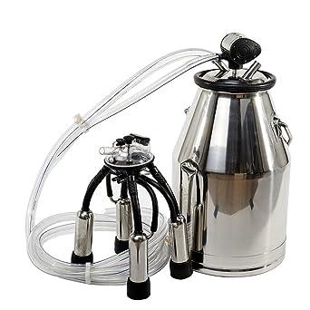 Amazon.com: Enshey – Máquina de leche eléctrica portátil de ...