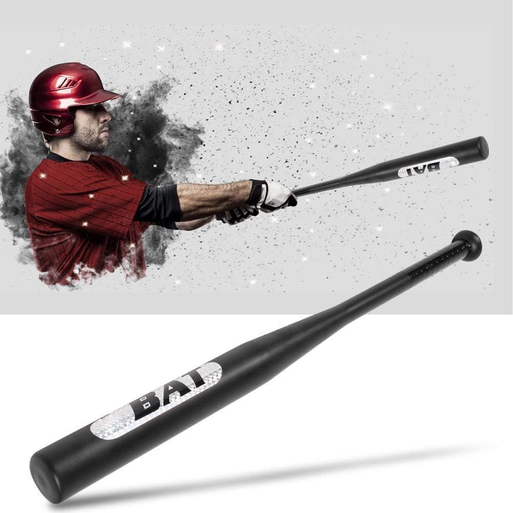 Baseball Stick Sports Softball Stick Softball Bat Home Defense Lightweight Aluminum Alloy 28 inch Silver