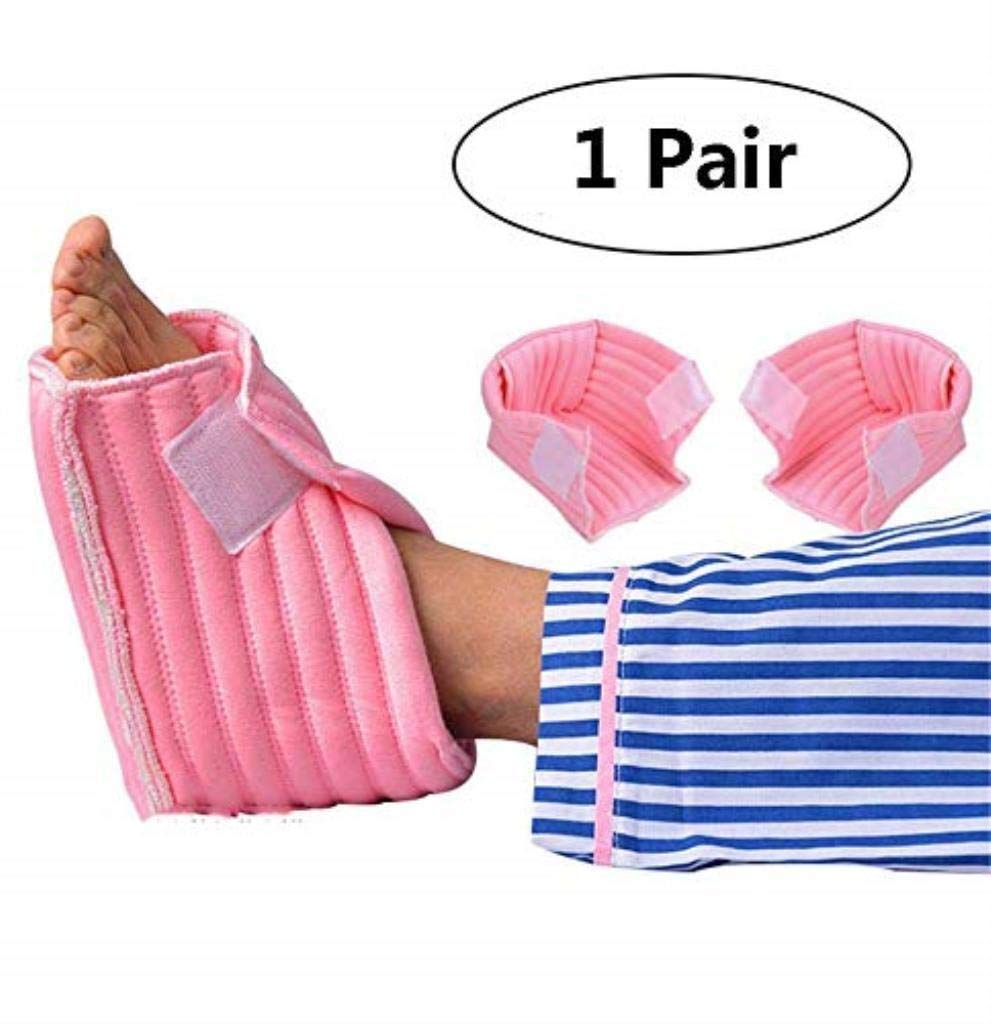 TTZ Soft Comforting Heel Protector Pillows,Anti-Bedsore Nursing Mat Head Pillow Foot Hand Elevator Pad Seat Cushion - Helps with Relief for Pressure Sores by TTZ