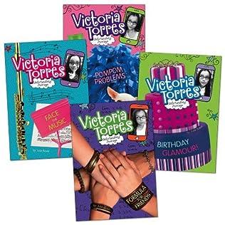 book cover of Victoria Torres, Unfortunately Average