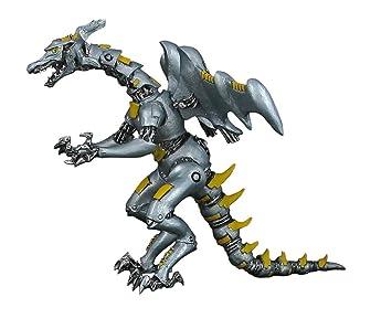plastoy 60265 the grey robot dragon amazon co uk toys games