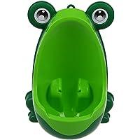 Pissoir - TOOGOO(R)Pissoir pour bebe garcon enfants bambin formation pipi entraineur mini toilette (vert de grenouille)