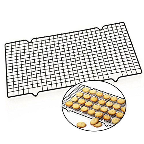 Careonline Nonstick Cooling Rack Mesh Grid Baking Cookie Bis