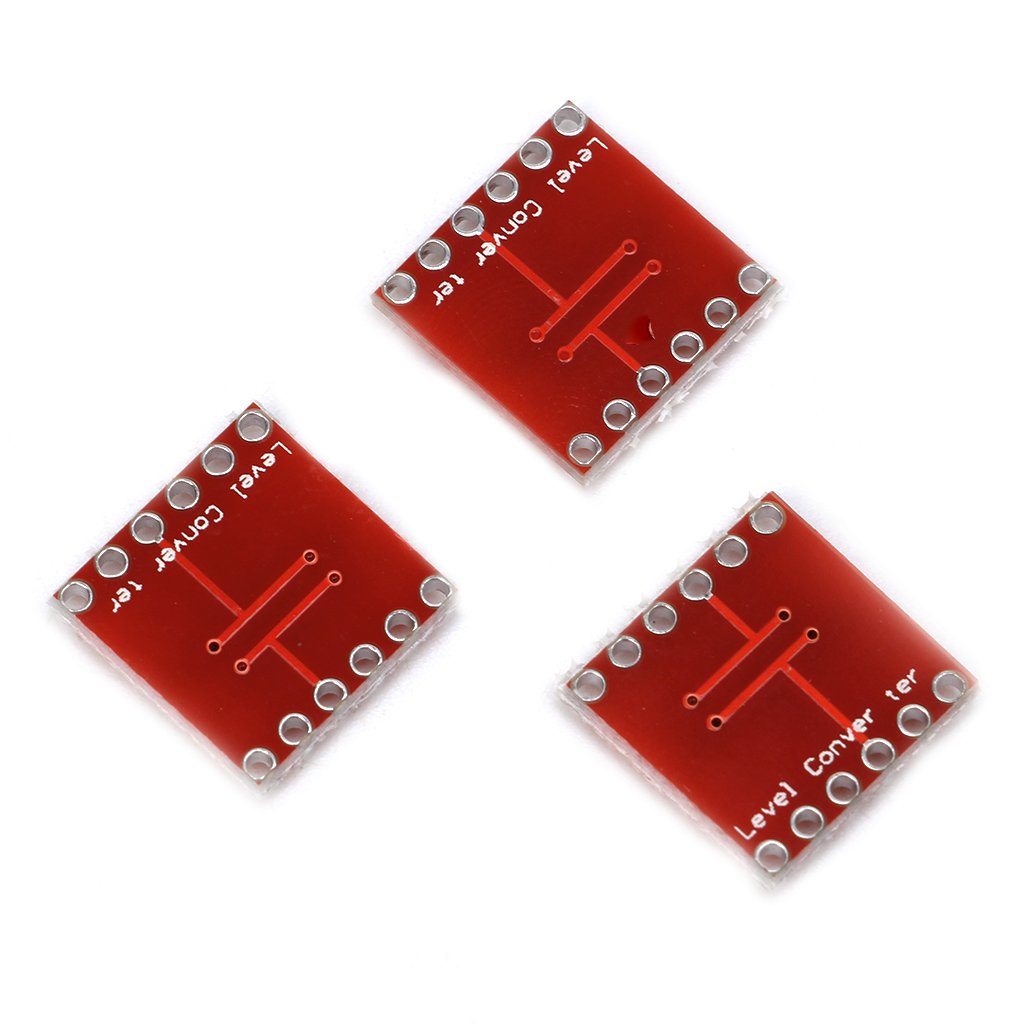 JENOR 5 S/ätze Logik Level Shifter Converter 3,3 V-5 V pour Arduino