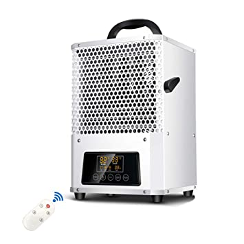 Radiador eléctrico MAHZONG Calentadores industriales de Alta Potencia, secadores domésticos Calientes, Agricultura de oficinas