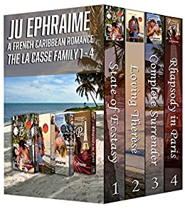 The Complete LaCasse Family Series by [Ephraime, Ju]