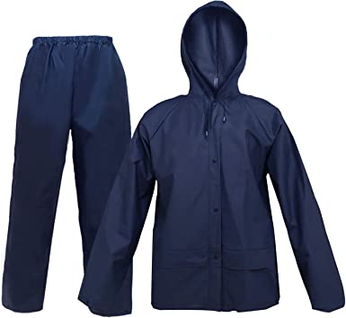 Lite Rain Suit New Ultra Waterproof Frogg Toggs Raincoat Overalls Waterproof New