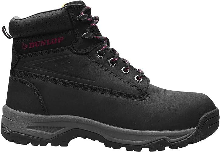 dunlop safety boots womens