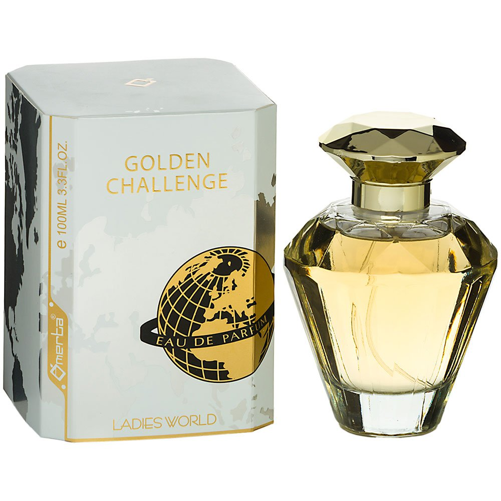 Omerta Women Eau de Parfum, Golden Ladies World Challenge 100 ml Universal Beauty Market OM046