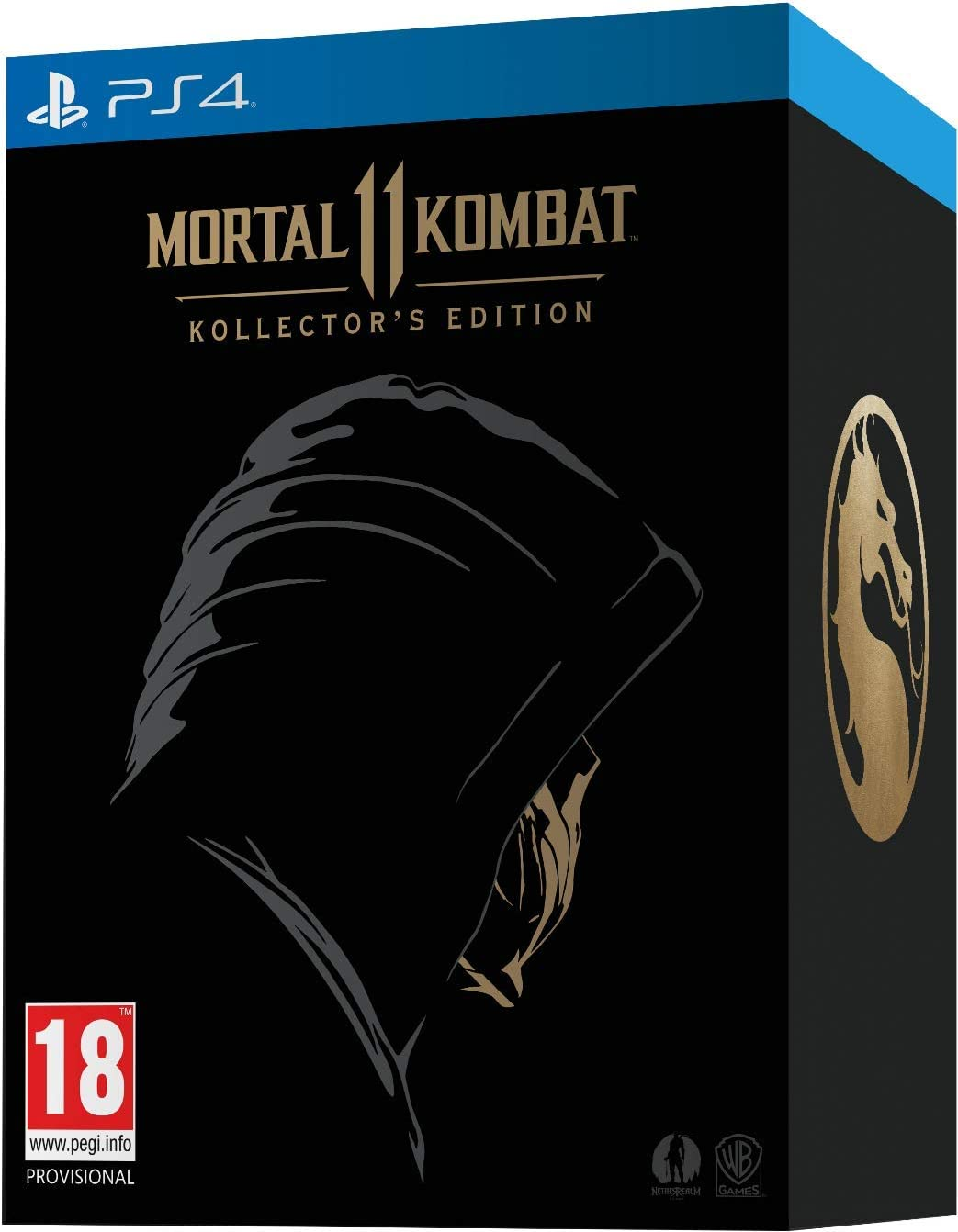Mortal Kombat 11 Kollector S Edition Ps4 Amazon Co Uk Pc
