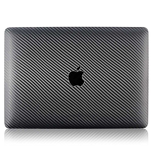 ArmorSuit-MilitaryShield-Apple-MacBook-2015-Black-Carbon-Fiber-Full-Body-Skin-Protector-Cover-Anti-Bubble-w-Lifetime-Replacements