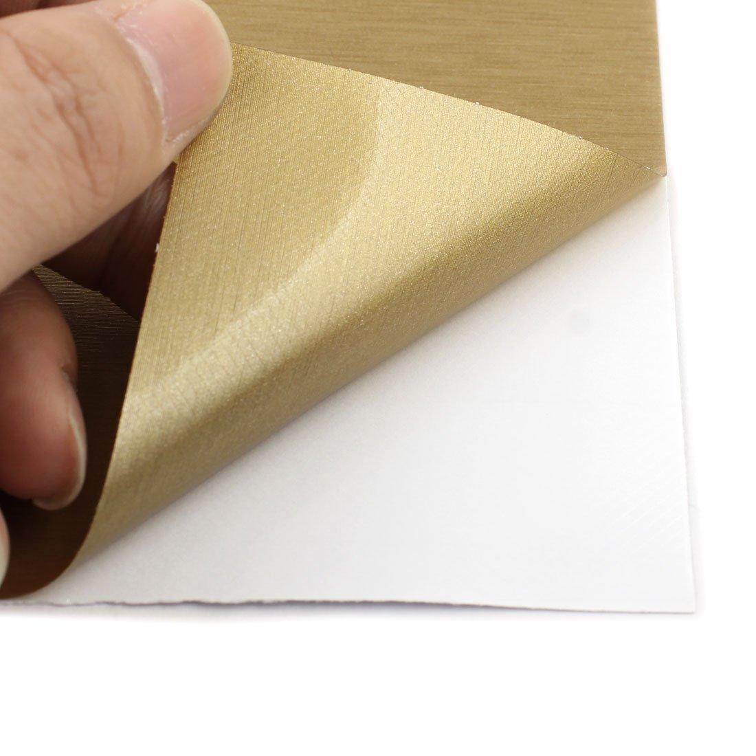 Amazon.com : eDealMax 20cm x 15cm de PVC antideslizante protectora adhesiva DIY etiqueta engomada del teléfono 2 PCS de la luz ámbar : Sports & Outdoors