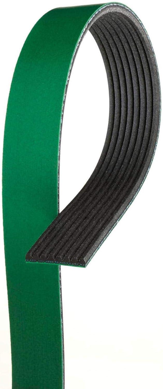 Gates Green Stripe Serpentine Belt K080872HD