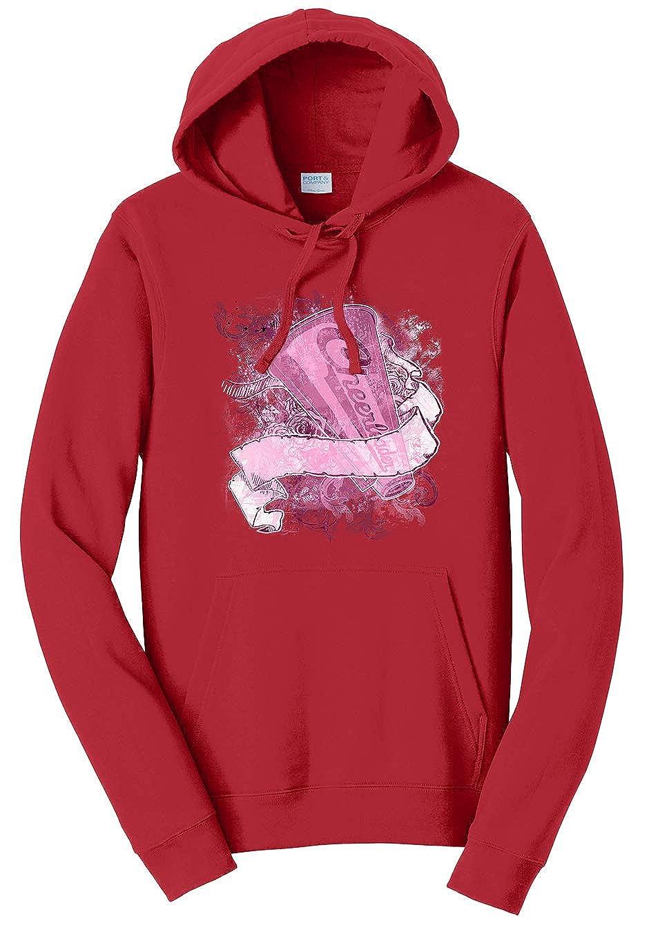 Tenacitee Unisex High Fashion Cheerleading Sweatshirt
