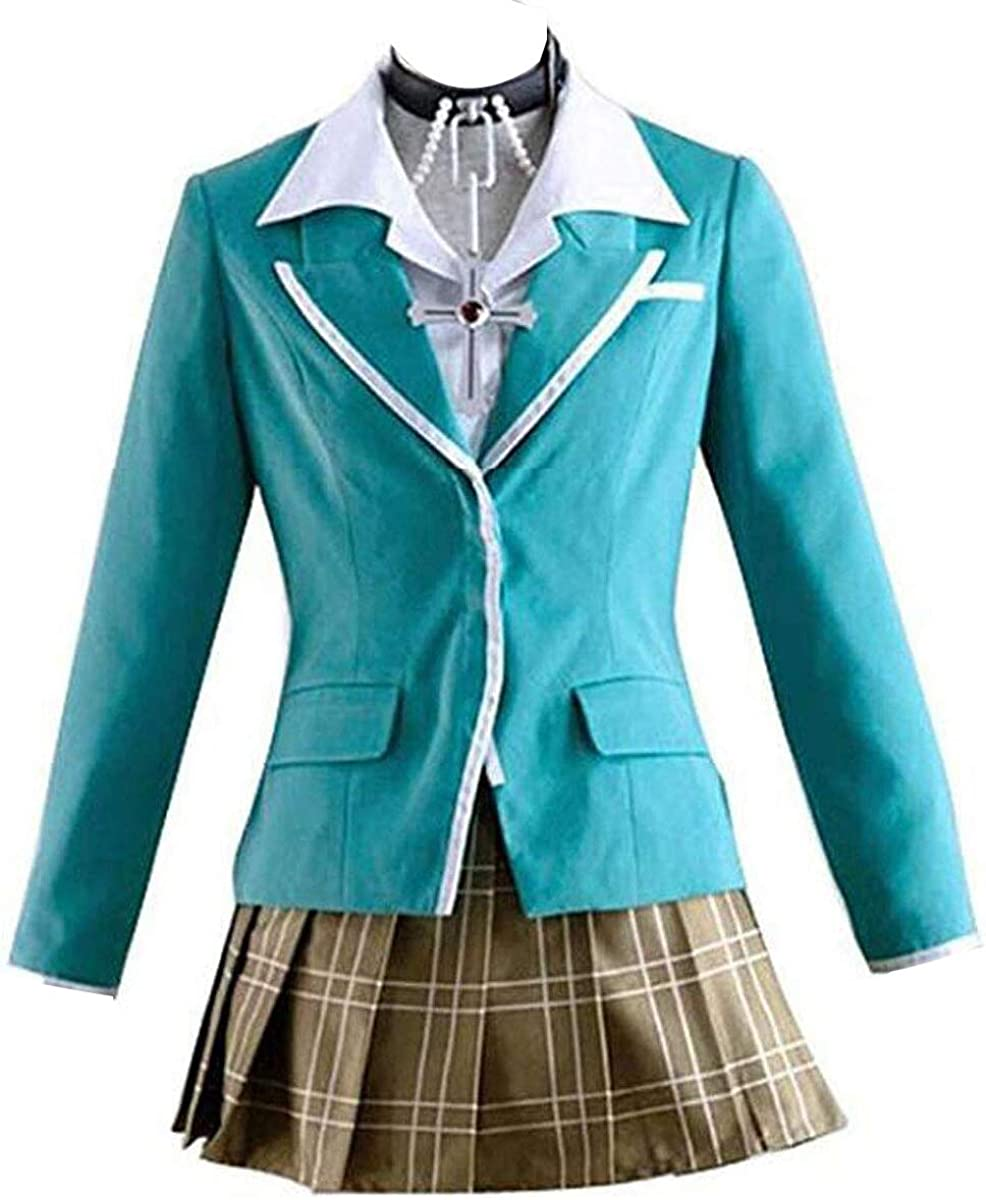 Poetic Walk Rosario + Vampire Akashiya Hall Moka Uniform Max 40% OFF Cosplay High material