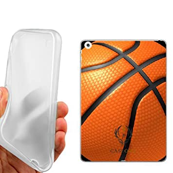 Funda Carcasa Case EG Gel Pelota Baloncesto Ball Play NBA Sport ...