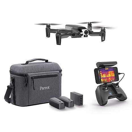 Parrot - Dron térmico 4K - Anafi Thermal: Amazon.es: Electrónica