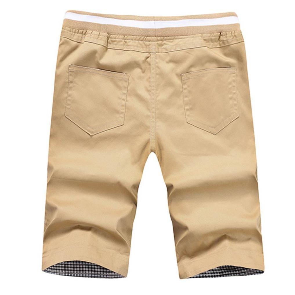 Amazon.com: sunfei pantalones cortos para hombre Swim Trunks ...
