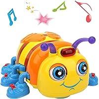 TINOTEEN Juguete Musical para Bebés Gateando y Cantando