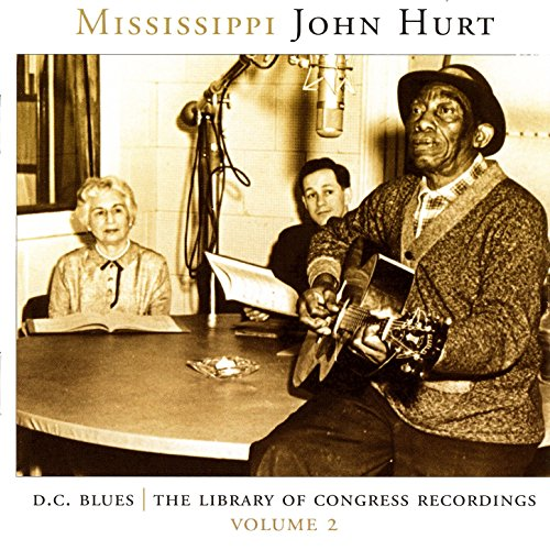 Library Of Congress Dc - D.C. Blues: The Library Of Congress Recordings, Vol. 2