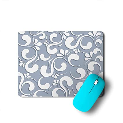 100yellow 3D Pattern Designer Gaming Mouse Pads for Laptop and Computer