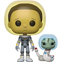 Funko Pop! Animation: Rick and Morty - Space Suit Morty with Snake